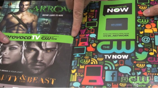 Entertainment Weekly print edition comes with a 'smartphonelike Android device'