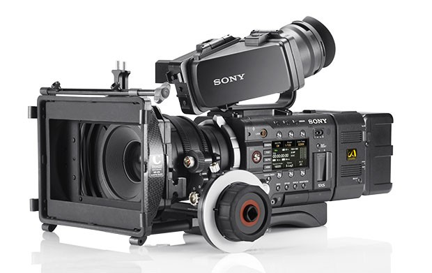 Sony goes Redhunting with PMWF55 and PMWF5 pro CineAlta 4K Super 35mm sensor camcorders