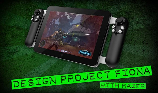 Razer's Project Fiona gaming tablet may see the light of day, if enough of you want it