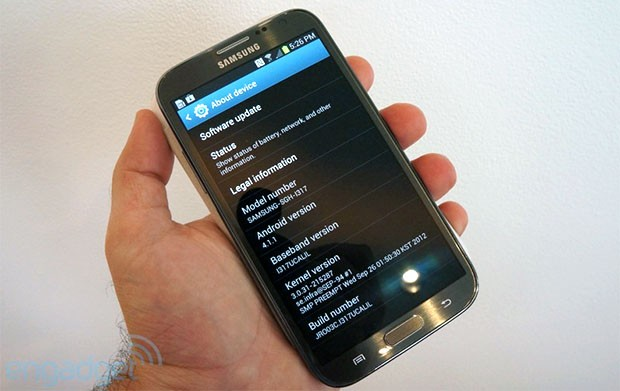 Security exploit opens Samsung Galaxy S III, Note II to attack, could let apps from Google Play write to Kernel