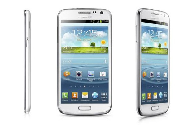 Samsung finally gets official with Galaxy Premier 465inch HD Super AMOLED, 8MP camera, familiar GS III styling