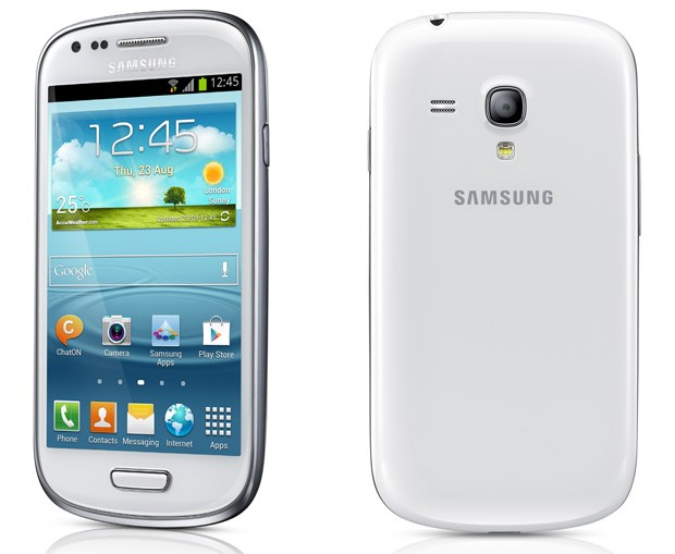 Samsung announces Galaxy S III mini: 4-inch Super AMOLED display, 1GHz dual-core CPU, NFC