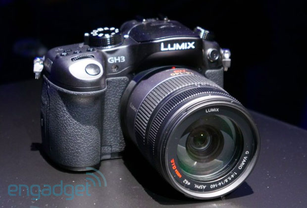 Panasonic Lumix GH3 launches on December 13th, but pricing remains a secret
