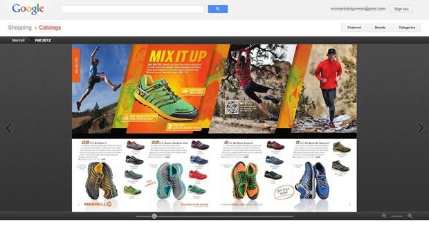Google Catalogs makes webbased catalog browsing a reality