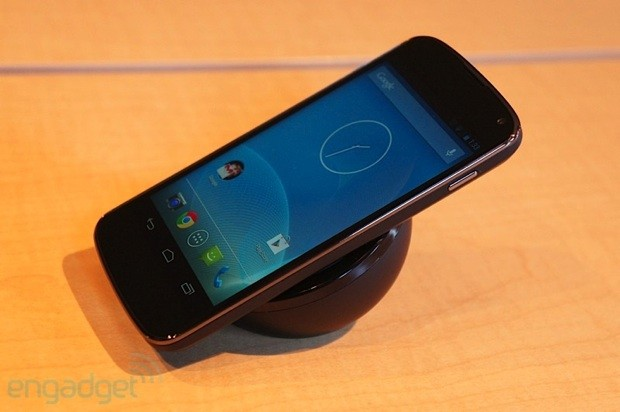 Nexus 4 coming to all T-Mobile locations later this month