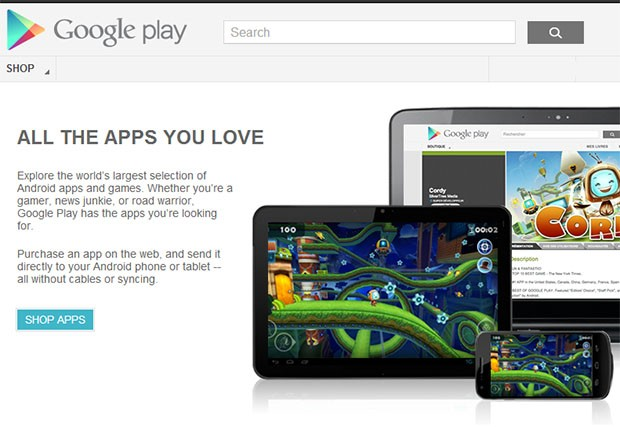 Google Play store racks up 700K apps