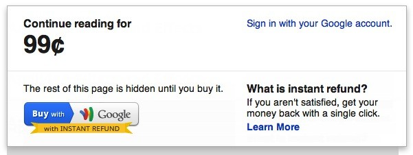 Google Wallet reaches the web, reminds most of us that it exists
