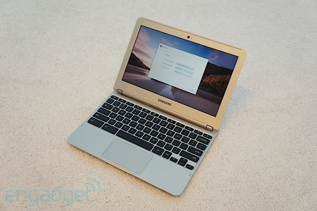 Listing reveals 3G Samsung Chromebook is on its way for $  32999