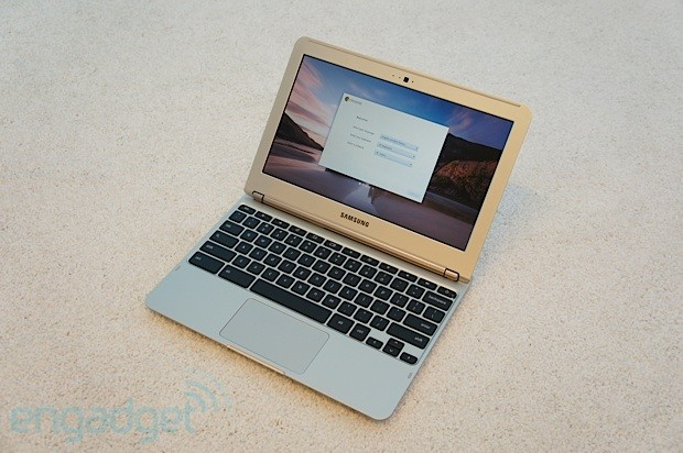 Google 116inch ARMbased Samsung Chromebook handson