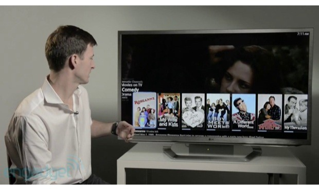 Google TV v3 demo video teases better search, miniguide overlay and tablet control