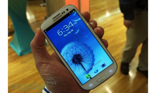 Samsung Galaxy S III is the first MetroPCS handset to support ...