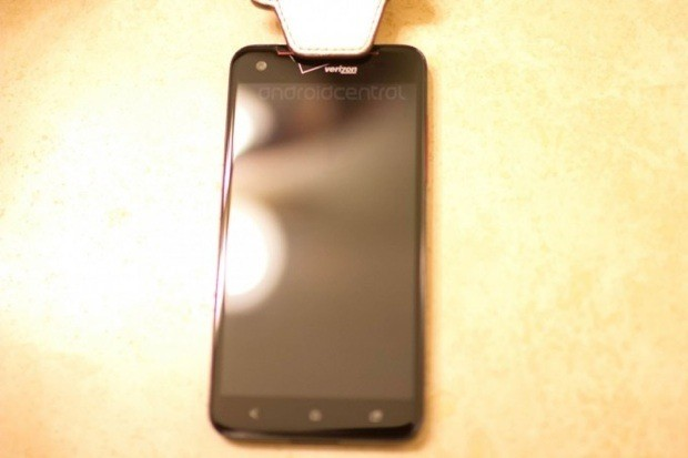 HTC DLX possibly photographed in its long, long rumored Verizon badging