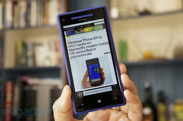 AT&T HTC Windows Phone 8X available in stores tomorrow