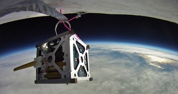 HTC, NASA to launch Nexus One into space in 2013 as part of PhoneSat program