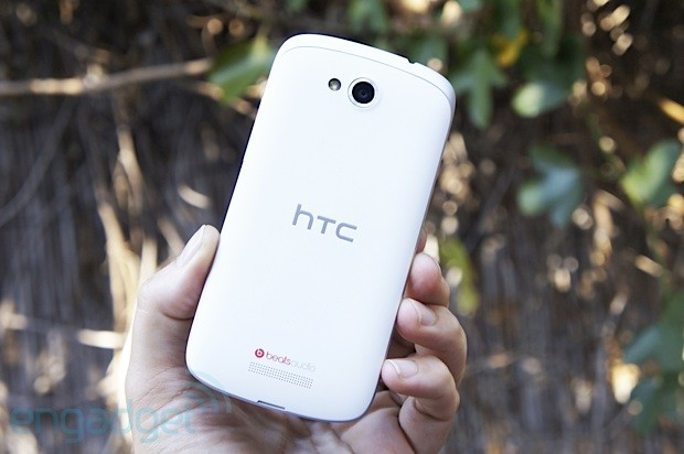 HTC One VX for AT&T handson midrange style on a budget video