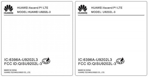 Huawei Ascend P1 LTE takes a tour through the FCC with AT&Tcapable 4G