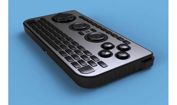 DNP iControlPad 2 gets funded, adds QWERTY keypad and smartphone dock