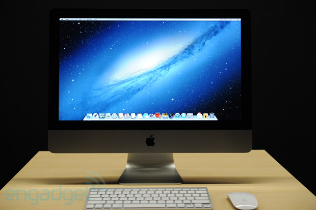 Apple iMac 2012 handson!