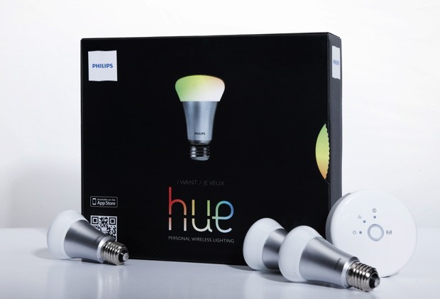 Philips hue the worlds smartest LED lightbulb that saves you time during Red Alerts video