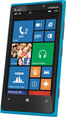 Nokia Lumia 920 and 820 land stateside as AT&T exclusives