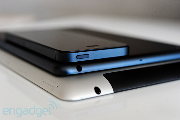 Samsung motions to add new iPad, iPad mini and iPod to patent lawsuit, gets a look at Apple / HTC settlement