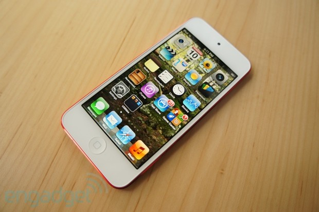 DNP iPod touch review 2012