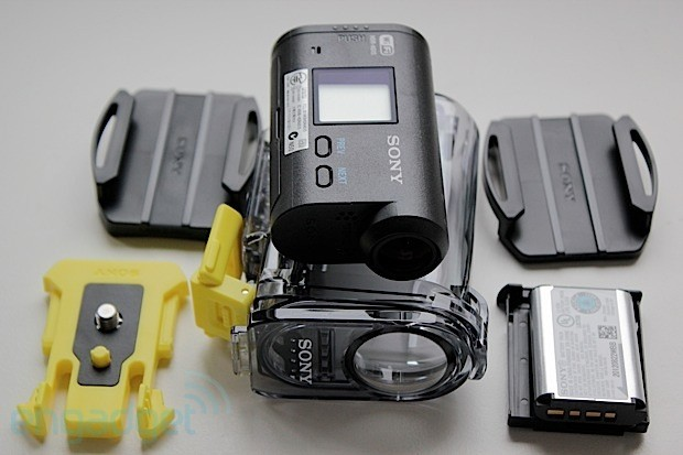 Sony Action Cam review