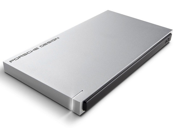 LaCie intros Porsche Design drive for Macs with SSD and USB 30, helps the speed match the name