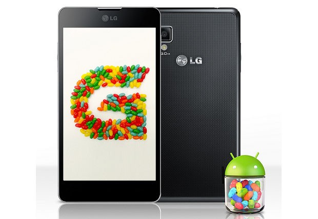 LG outs Jelly Bean update itinerary