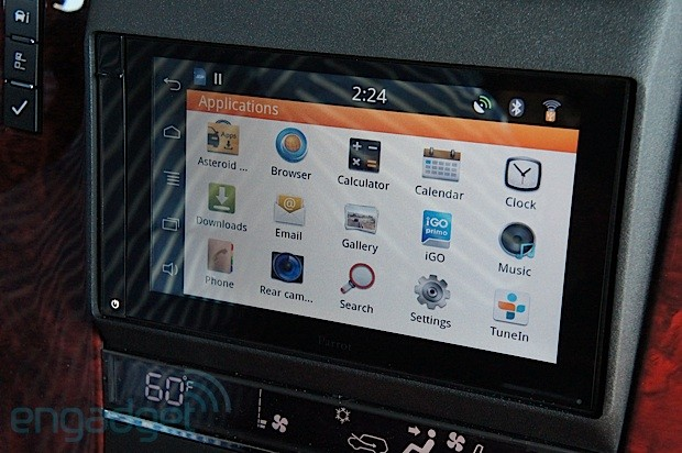 Parrot unveils Asteroid Smart, Tablet and Mini car infotainment systems, we go handson