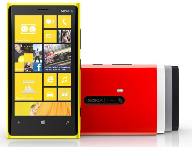 Nokia Lumia 920 preorders reappear $699 offcontract at Negri Electronics