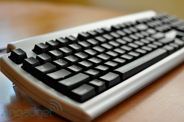 DNP  Matias Quiet Pro review a mechanical keyboard with less clicketyclack