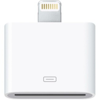 Apple begins shipping its Lightning to 30pin adapter at the speed of freight