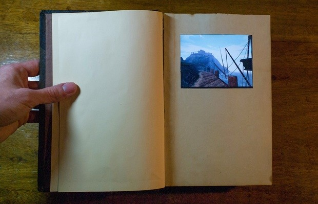 Myst linking book replica goes on sale with full PC inside, won't take us to other worlds video