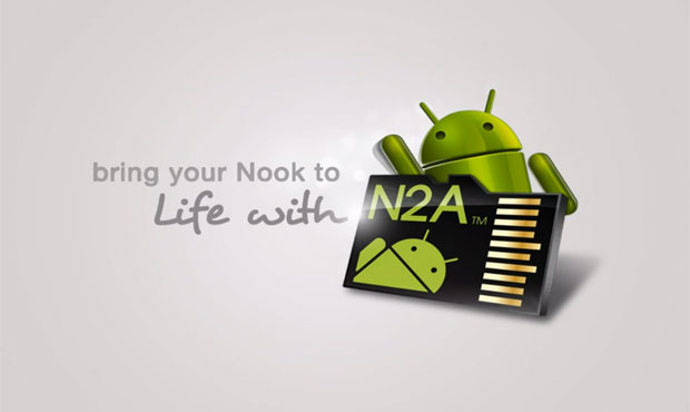 N2Acards to let Nook Tablet owners dual boot Jelly Bean in November