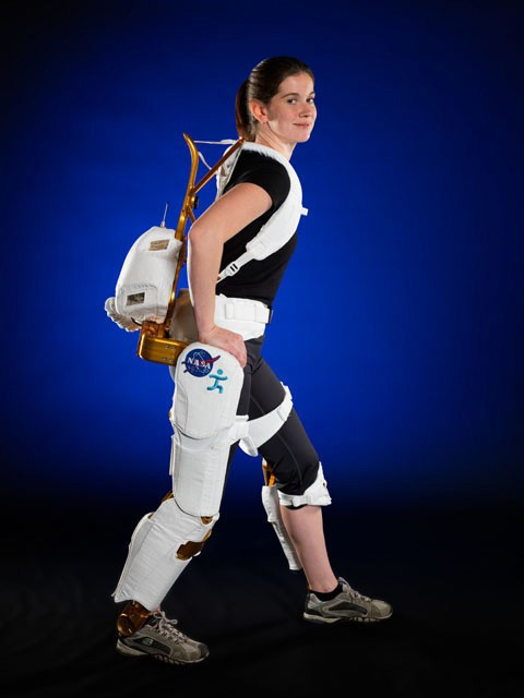 NASA and IHMC building X1 exoskeleton to give us a lift, keep us fit in space and on Earth