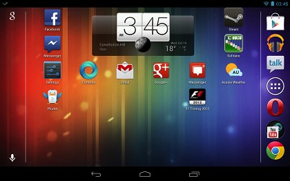 Android 412 goes live, gives Nexus 7 owners landscape mode