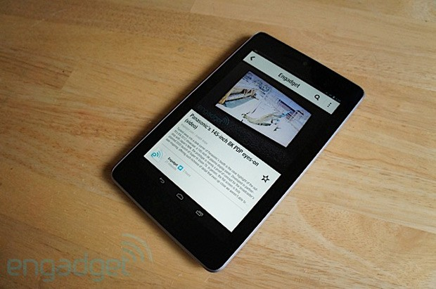 DNP It's official, Nexus 7 sales clocking in at close to a million a month
