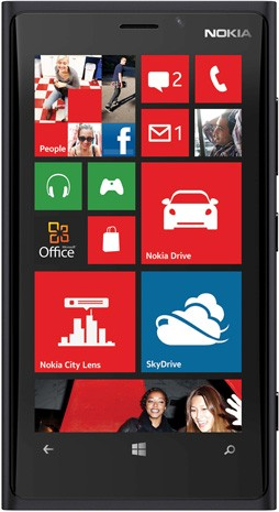 Nokia Lumia 920 to be Rogers exclusive in Canada, we wonder if red is an option