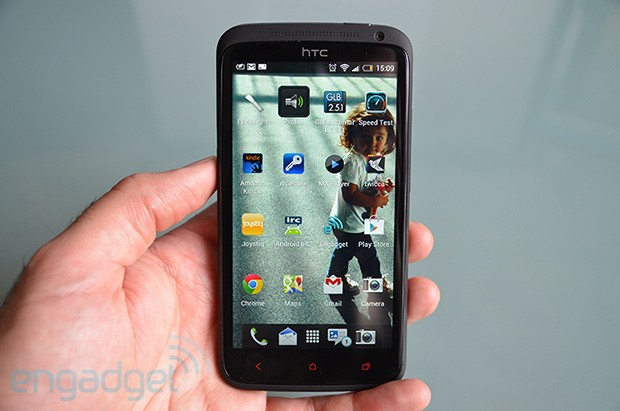 HTC One X review (UK version)