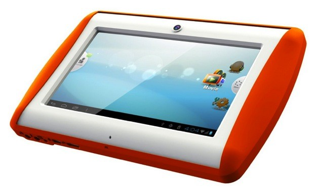 Oregon Scientific MEEP! tablet ships for $  150, gives kids a safe, exclamationfilled place to play