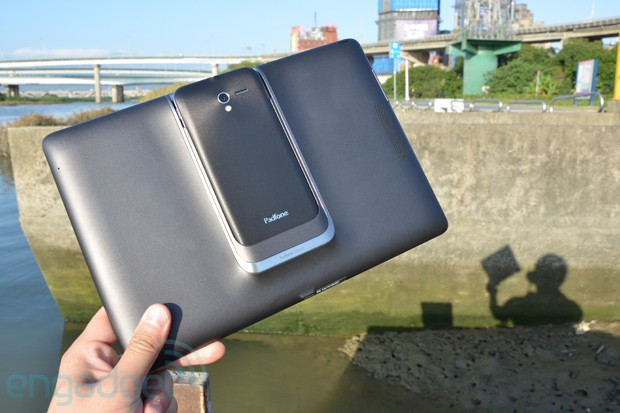 ASUS PadFone 2 review phonecumtablet now with more CPU, less weight