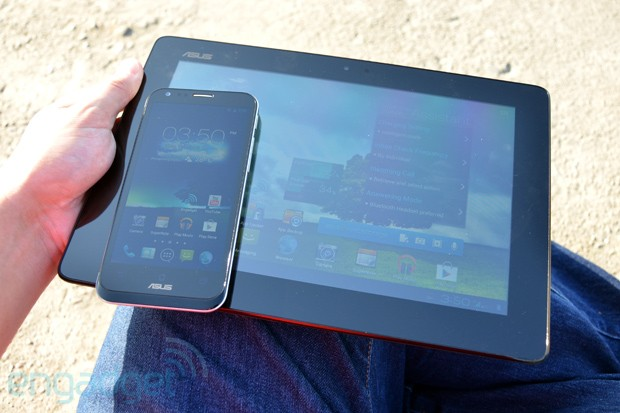 ASUS PadFone 2 review two times is a charm for this phoneintablet combo
