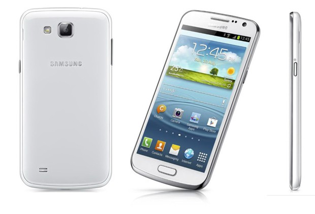 Samsung gets official with the Galaxy Premier 465inch HD Super AMOLED, 8MP camera, GS III styling