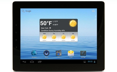 eFun's Nextbook Premium 10SE tablet with ICS now available for $  280