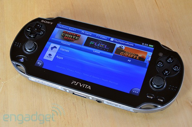 Sony Playstation Mobile store now live, offers crossplatform games and apps from $080