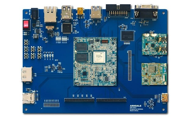 Samsung launches $250 Exynos 5based Arndale community board for app developers