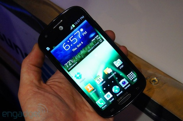 Samsung Galaxy Express heads to AT&T, we go handson