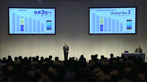 softbank spring 02 1350289289 Softbank buys 70% stake in Sprint