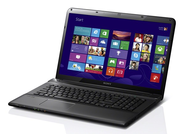 Sony intros 17-inch VAIO E17 multimedia laptop, will offer the current E14P with a touchscreen